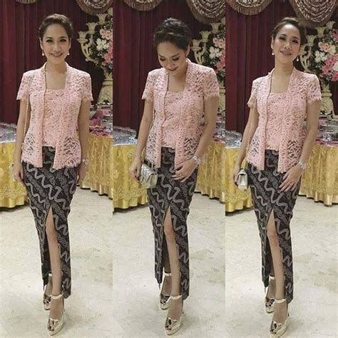 Kebaya Kutu Baru Lapita Dusty Pink best 25 kebaya ideas on of the skirts neutral formal dresses and
