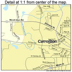 carrollton map 1313492