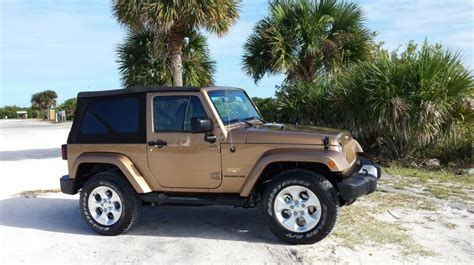 light brown jeep wrangler the 25 best jeep wrangler ideas on