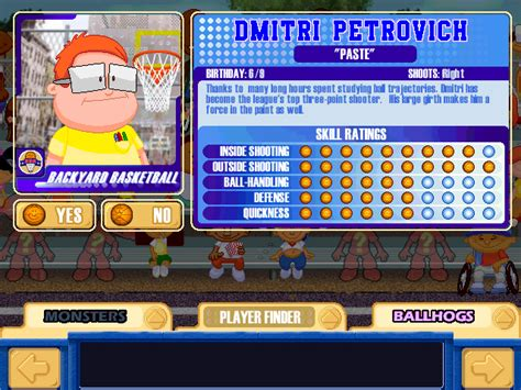 backyard basketball ign
