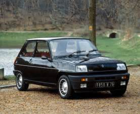 Renault 5 Turbo Bangshift Random Car History Renault 5 Turbo The