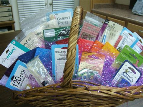 Unique Quilting Gifts by Quilters Gift Basket Gift Basket Gift For Quilters Gifts