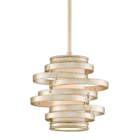corbett lighting 128 41 modern silver vertigo 1 light