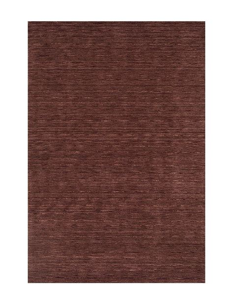 Solid Color Area Rugs Clearance Dalyn Rugs Rafia Collection Solid Color Plum Wool Rug Stage Stores