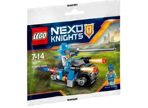 Lego Nexo Knights 30371 Knights Cycle Set Soldier Polybag 13 best new take n play 2016 images on