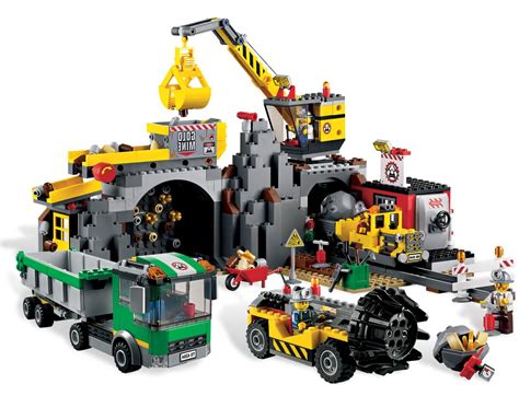 Lego City by Lego City 5001134 Mining Collection Pack I Brick City