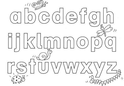 Buchstaben Drucken by Kostenlose Malvorlage Buchstaben Lernen Spielerisch