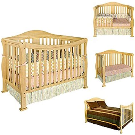 Crib That Converts To Size Bed by Nursery Furniture