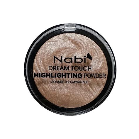 Nabi All In One Concealer Ivory a703h b baked highlight b nabicosmetic