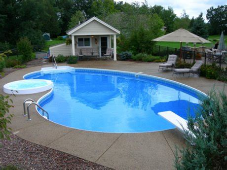 wisconsin inground pool financing new swimming pool
