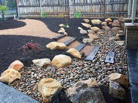 Pebbles And Rocks Garden Landscaping With Decorative Rock Bjorklund Companies