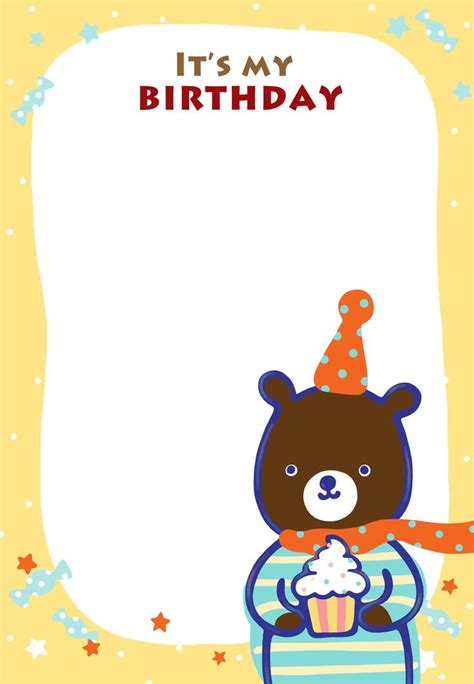 printable birthday cards teddy bear 681 best images about darling free printables on
