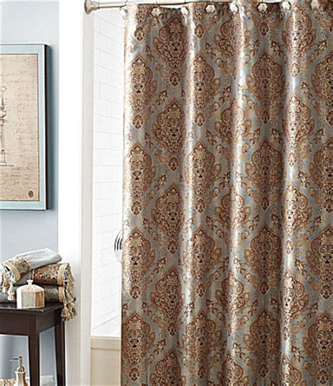 dillards curtains tiktakto best deals for today find deals croscill laviano shower curtain aqua
