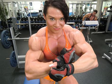 top 10 hottest female bodybuilders all time glitzyworld all about sports alina popa profile pictures 2012