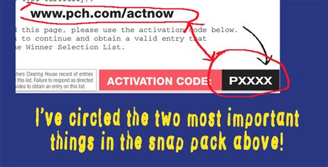 Www Pch Com Actnow Activation Code - pch activation autos post