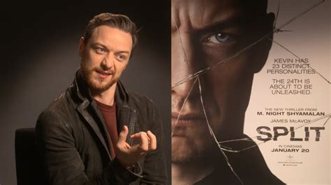 james mcavoy xmen contract james mcavoy gets in the headspace of split youtube