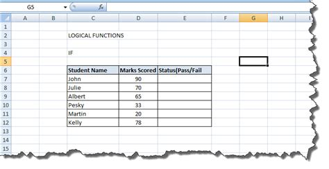 tutorial excel logical functions logical functions in excel ms excel functions tutorial