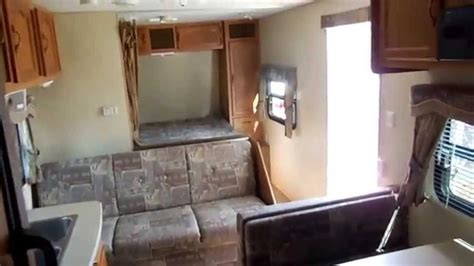 Trail Lite Trailers Floor Plans 2006 forest river salem 27bh lightweight travel trailer