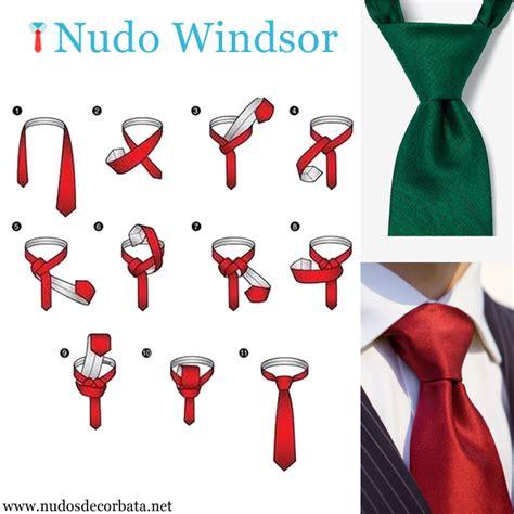 nudo medio windsor como hacer el medio nudo de corbata windsor o nudo nudo de