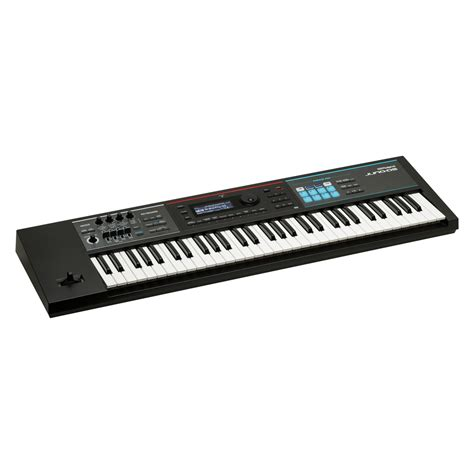 roland juno ds61 61 key synthesizer at gear4music