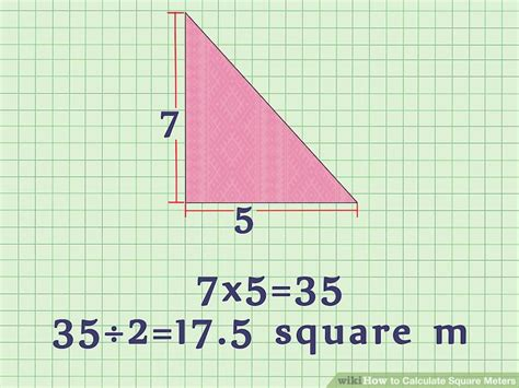 square meters 3 simple ways to calculate square meters wikihow