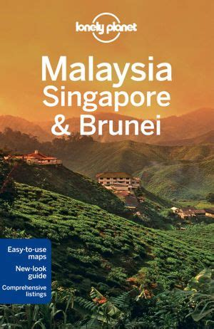 Booktopia Malaysia Singapore Amp Brunei Lonely Planet