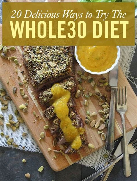 Reasons To Try The Foods Diet by 20 Delicious Ways To Try The Whole30 Diet Pistachios