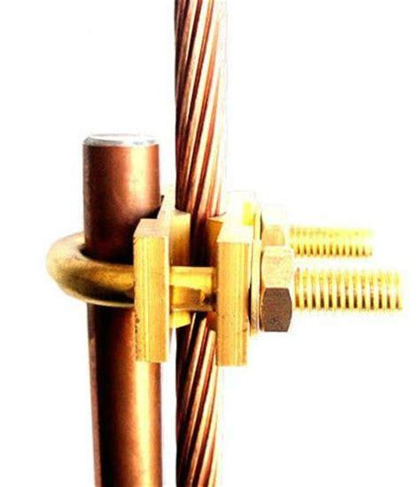 Grounding Rod Copper grounding rod copper u bolt cl