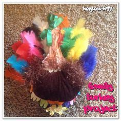 How To Decorate A Turkey For School by Turkey Project School On 20 Pins
