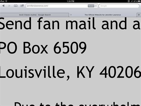 stephen sharer fan mail address s fan mail address