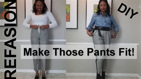 Wardrobe Refashion Wants You To Stop Buying Clothes by Diy Refashion Make Those Fit