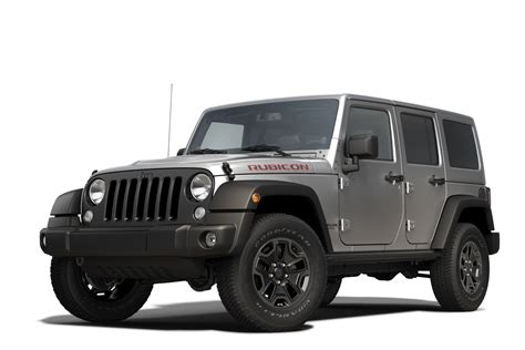 Jeep Rubicon Diesel 2014 Jeep Wrangler Rubicon X Special Edition Launched In