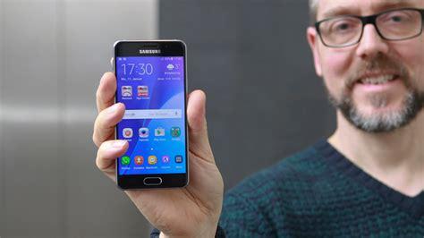 Hp Samsung A3 Mini samsung galaxy a3 2016 in the test finally a s6 in mini format