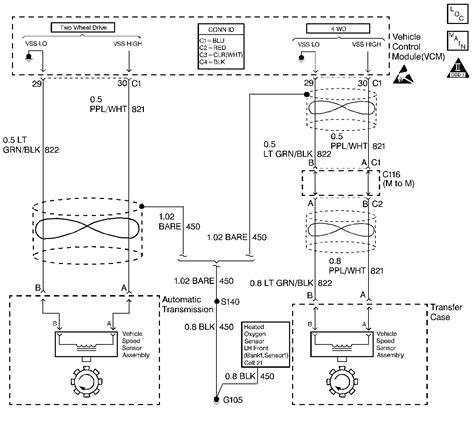 speed sensor wiring diagram 28 images vehicle speed