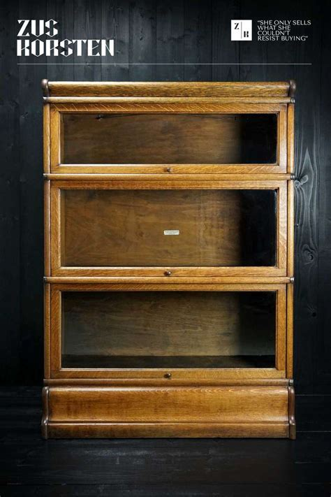 Globe Wernicke Office Cabinet System at 1stdibs