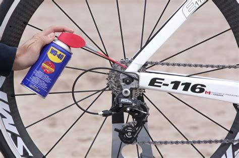 lubricar cadena bicicleta wd40 mantenimiento de la bici el uso de los frenos hidr 225 ulicos