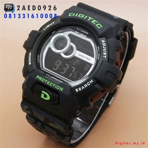 Digitec Digital Army Original jual jam tangan digitec army dg 2075t digital sport