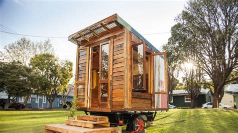 Eco Friendly House Blueprints by Tiny House Movement Sparks Interest In Australia Domain