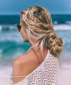 hair styles for vacation beautiful beach hairstyles ideas 83 montenr