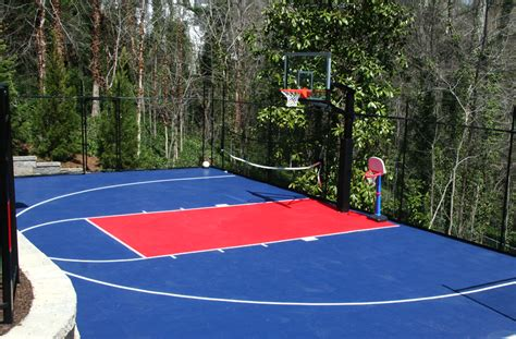 Backyard Basketball Court Tiles by Outdoor Sports Tiles Discount Outdoor Tiles