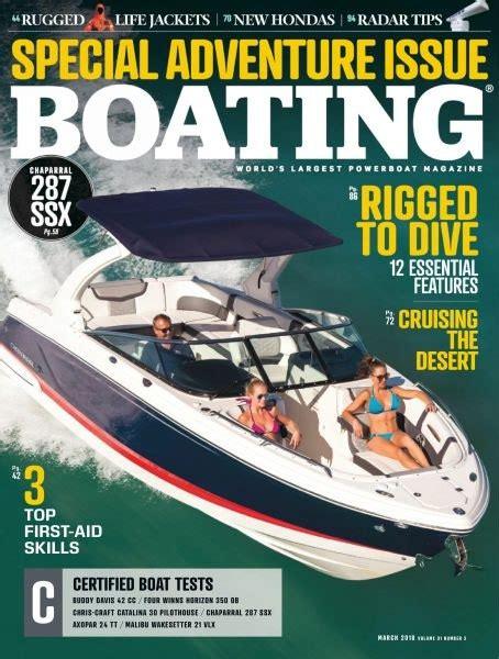 boating magazine usa boating usa 01 03 2018 magazine true pdf