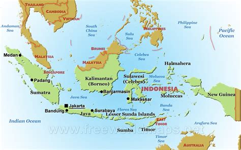 map indonesia indonesia about indonesia