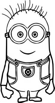 coloring pages minion coloring pages best coloring pages