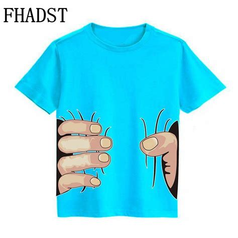 8 Must Shirts For Summer by Fhadst Summer Boys T Shirts 3d Style Hort Cotton 2 8