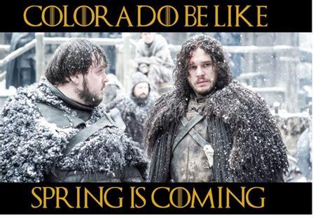 Colorado Weather Meme - funny meme denverandmore com