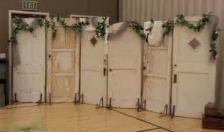 Decorated Wedding Arbors Wedding Backdrops Backgrounds Decorations Columns