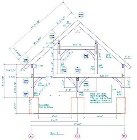 A Frame Plans by Timber Frame Garage Post And Beam Construction
