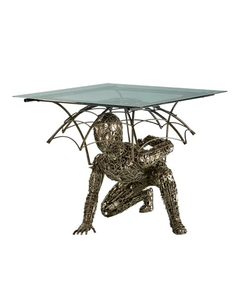 CO9: Spiderman Table by Metallic Creations