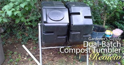 Gardeners Supply Reviews Gardeners Supply Compost Tumbler 28 Images Joraform