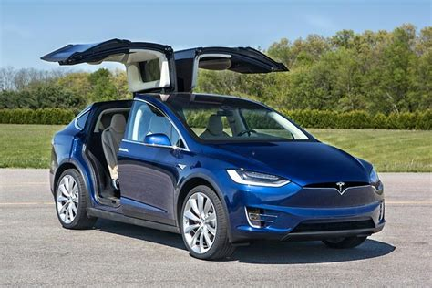 suv tesla blue 2017 tesla model x suv design car reviews news 2017 2018